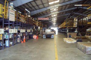 Manley deBoer Lumber Company - Warehouse